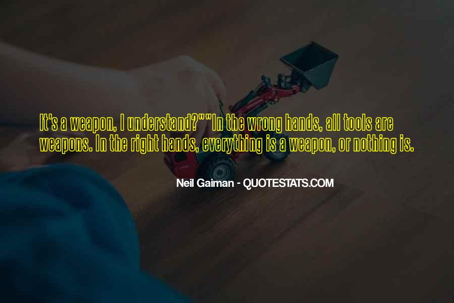 Quotes About Having The Right Tools #276399