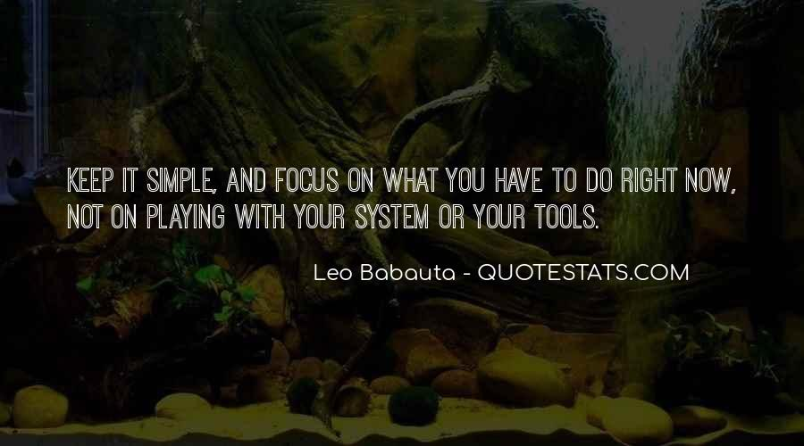 Quotes About Having The Right Tools #392826
