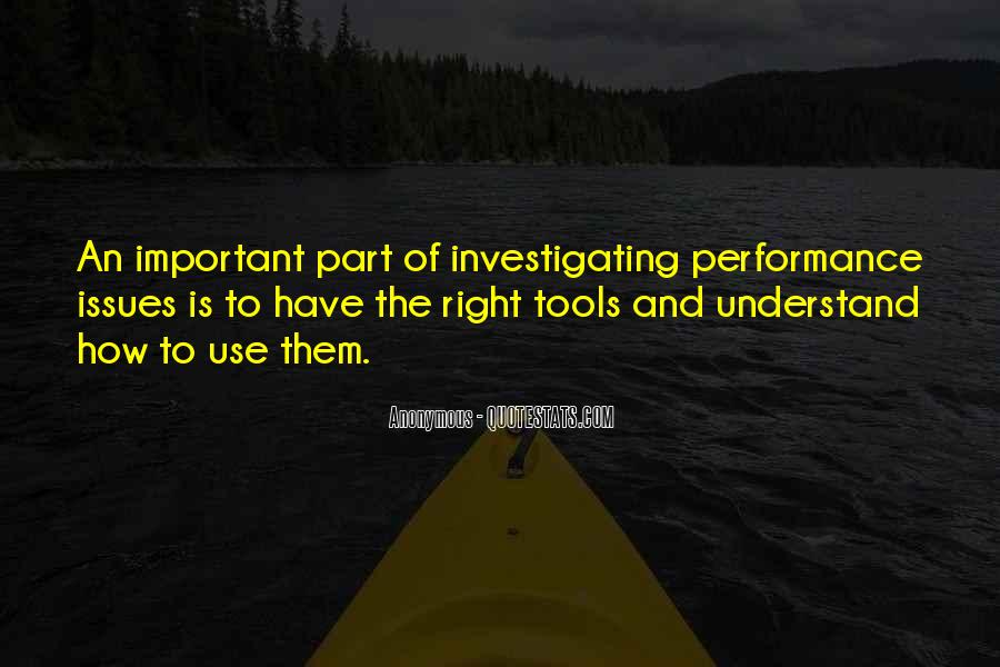 Quotes About Having The Right Tools #737531