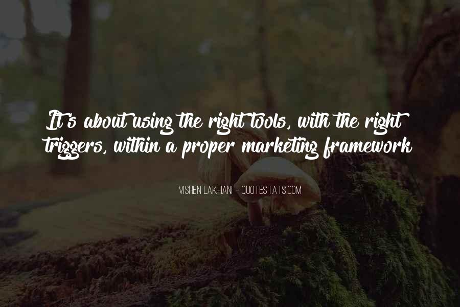 Quotes About Having The Right Tools #741634