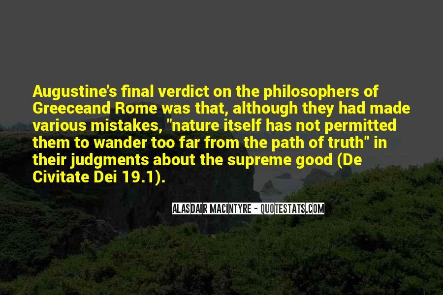 Final Verdict Quotes #1303924