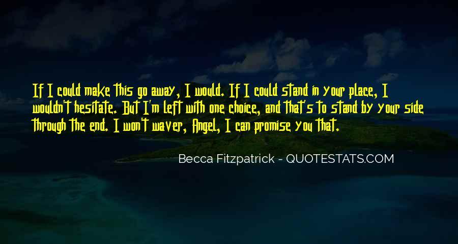 Finale Becca Fitzpatrick Quotes #1437592