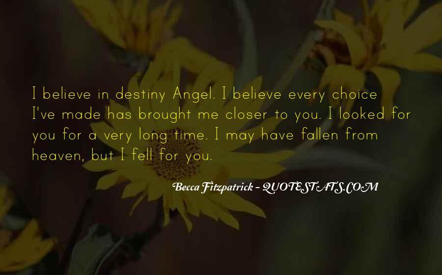 Finale Becca Fitzpatrick Quotes #365768