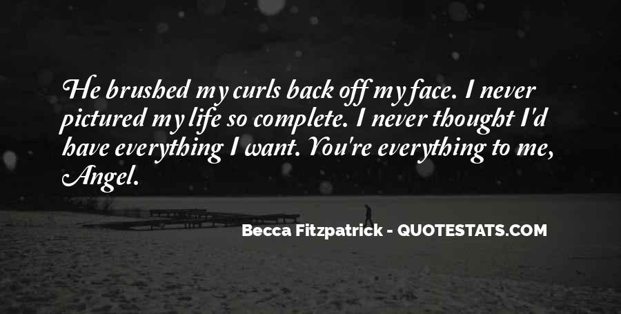 Finale Becca Fitzpatrick Quotes #722575