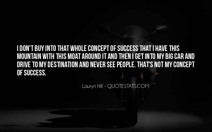 Quotes About Having The Drive To Success #884770