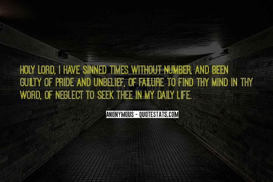 Find Me Guilty Quotes #166668