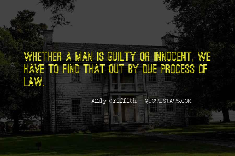 Find Me Guilty Quotes #1833598