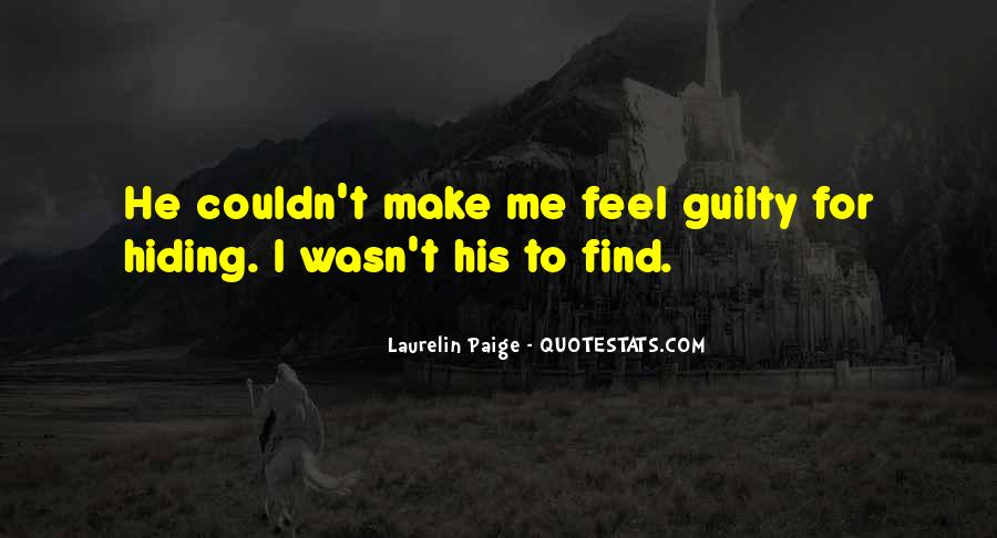 Find Me Guilty Quotes #521838
