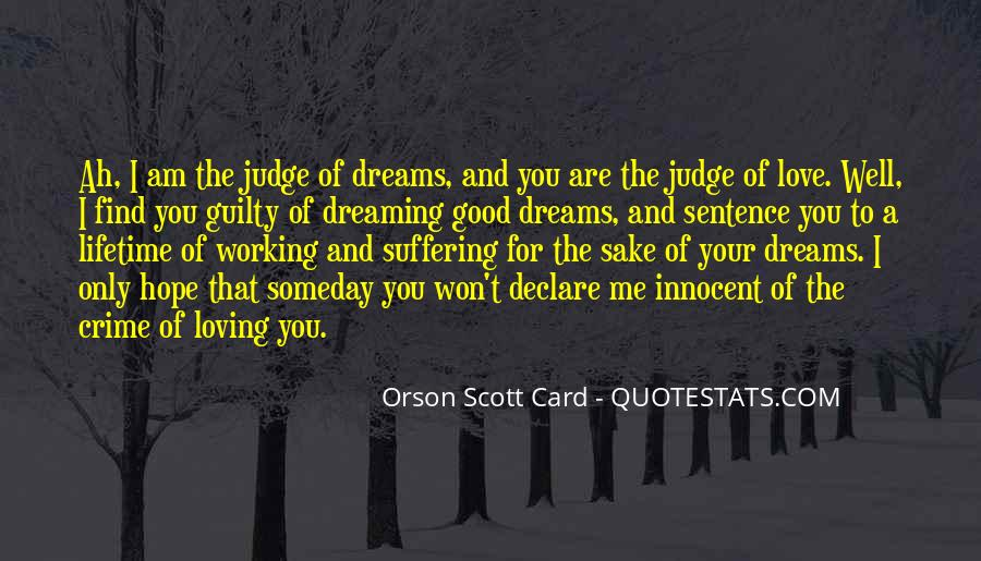 Find Me Guilty Quotes #758718