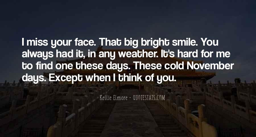 Find Miss You Quotes #1000040