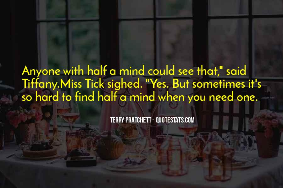 Find Miss You Quotes #1012817
