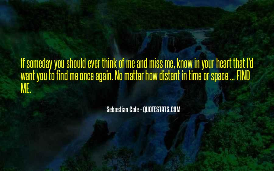 Find Miss You Quotes #1029095