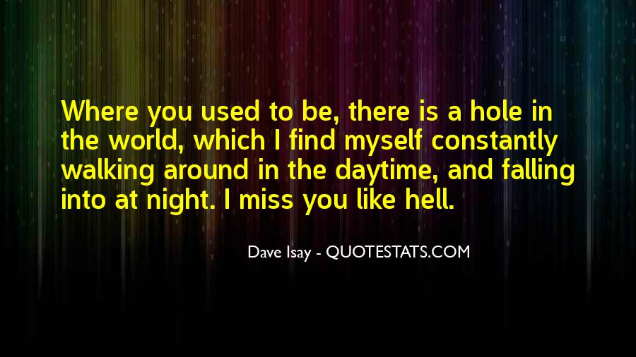 Find Miss You Quotes #1110675