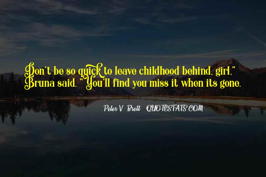 Find Miss You Quotes #654169