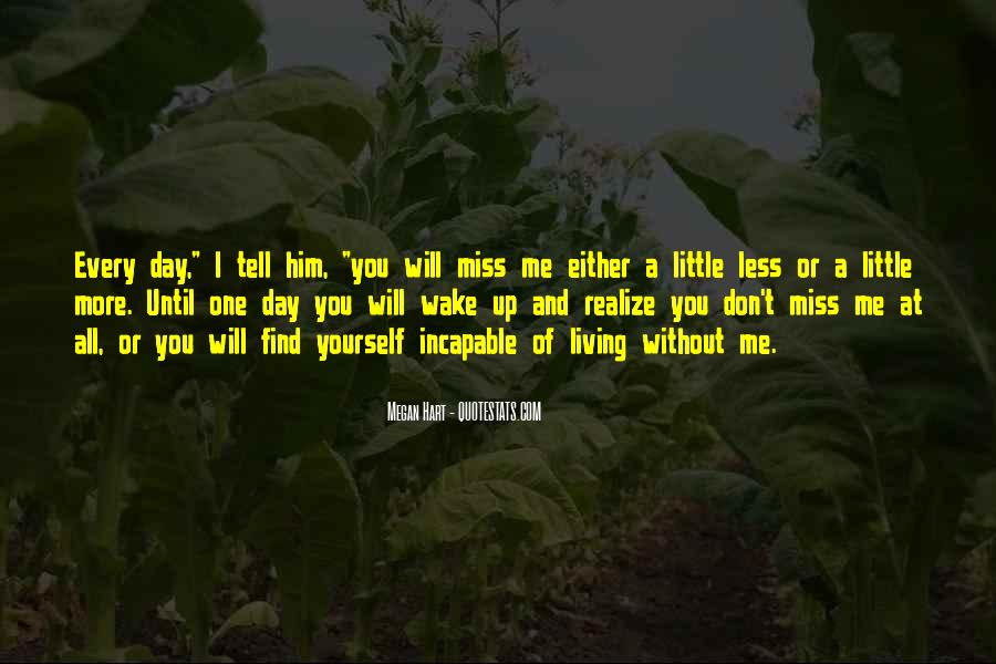 Find Miss You Quotes #660129