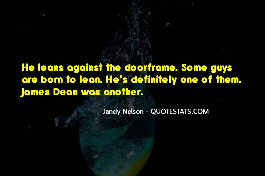 Quotes About Having Someone To Lean On #49161
