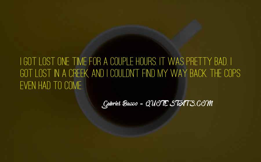 Find My Way Back Quotes #1159402