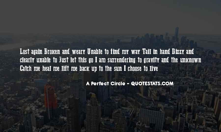 Find My Way Back Quotes #1274165