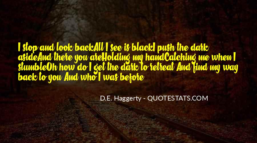 Find My Way Back Quotes #1299428