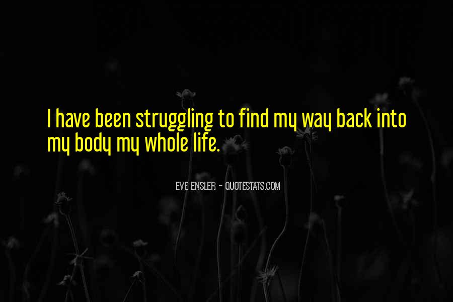 Find My Way Back Quotes #1522180