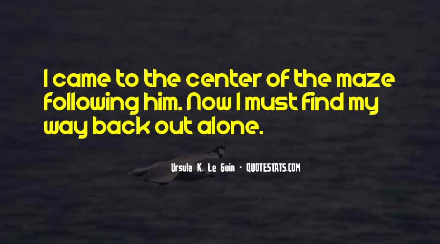 Find My Way Back Quotes #1572854