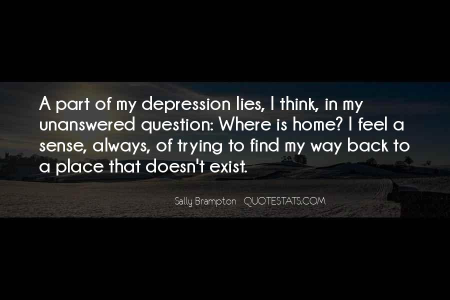 Find My Way Back Quotes #1770471