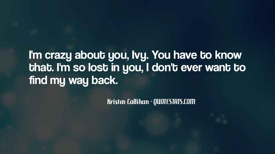 Find My Way Back Quotes #499423