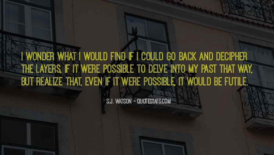Find My Way Back Quotes #71454