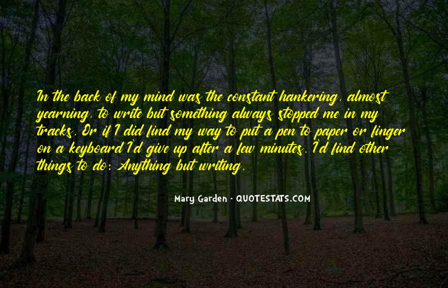 Find My Way Back Quotes #759428