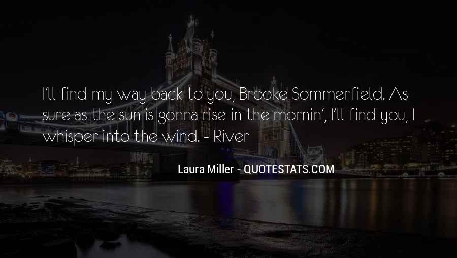 Find My Way Back Quotes #783417