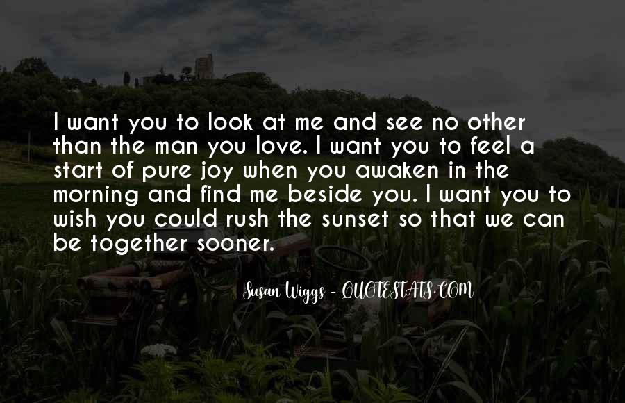 Find You Sooner Quotes #1654107