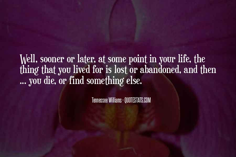 Find You Sooner Quotes #1757405
