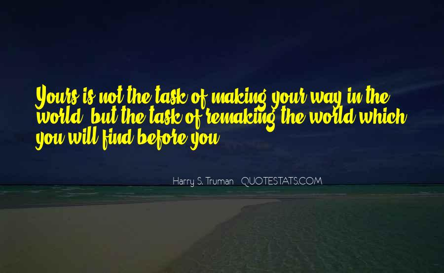 Find Your Way In Life Quotes #1412827