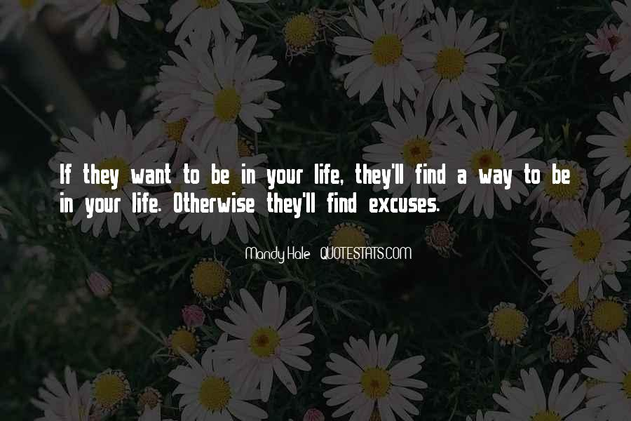 Find Your Way In Life Quotes #1764218