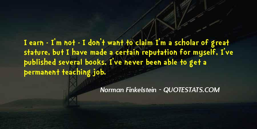 Finkelstein Quotes #1099330