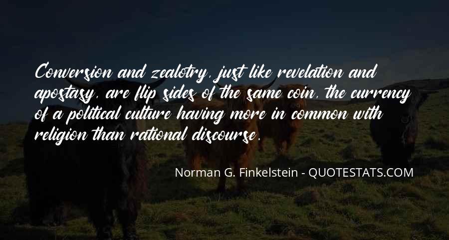 Finkelstein Quotes #1195531