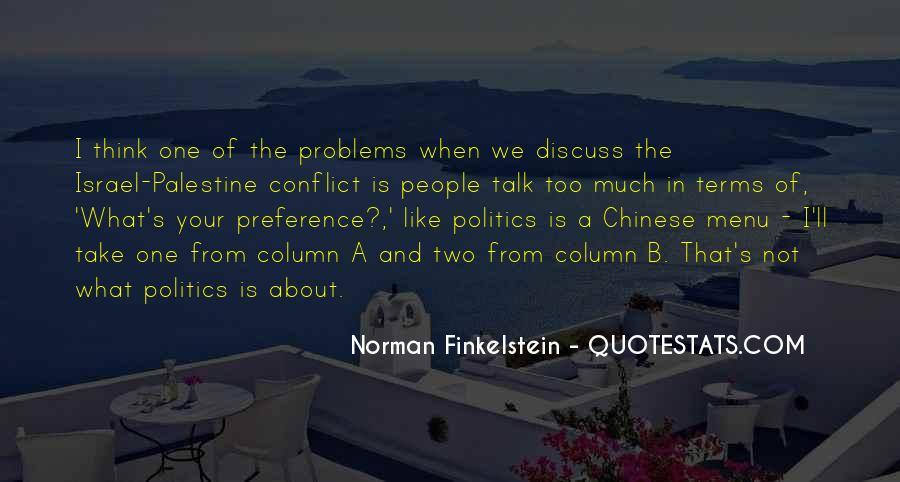 Finkelstein Quotes #1230820