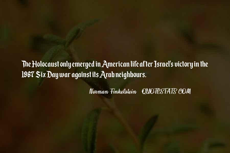 Finkelstein Quotes #1287441