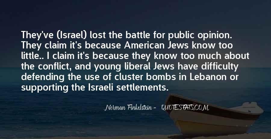 Finkelstein Quotes #1303991