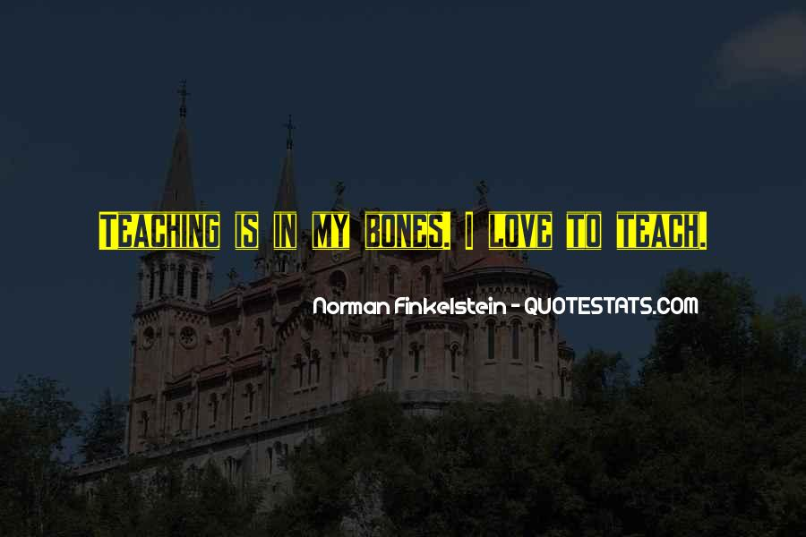 Finkelstein Quotes #1395444