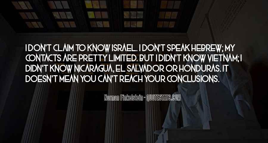 Finkelstein Quotes #91325