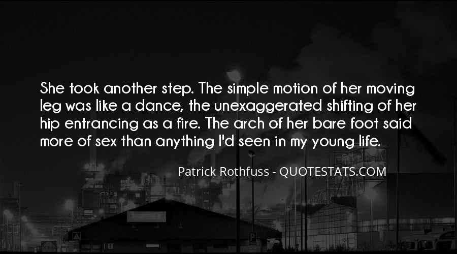 Fire Dance Quotes #1676434
