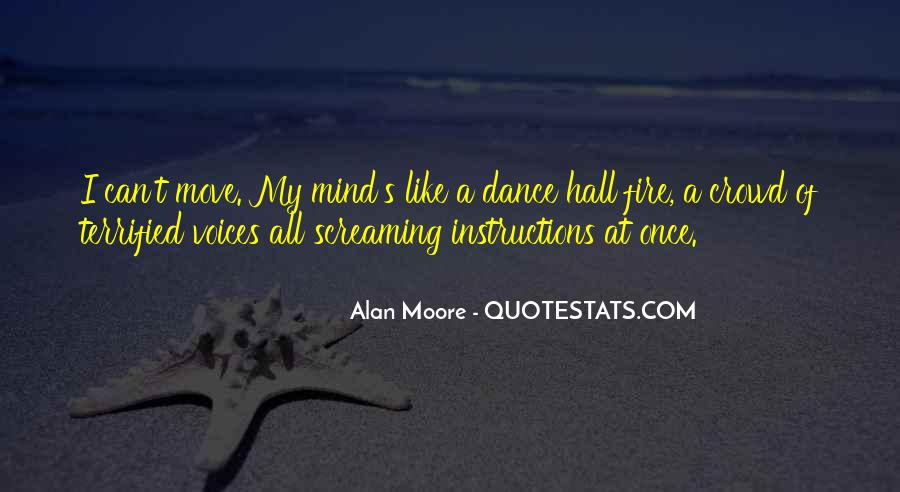 Fire Dance Quotes #758177
