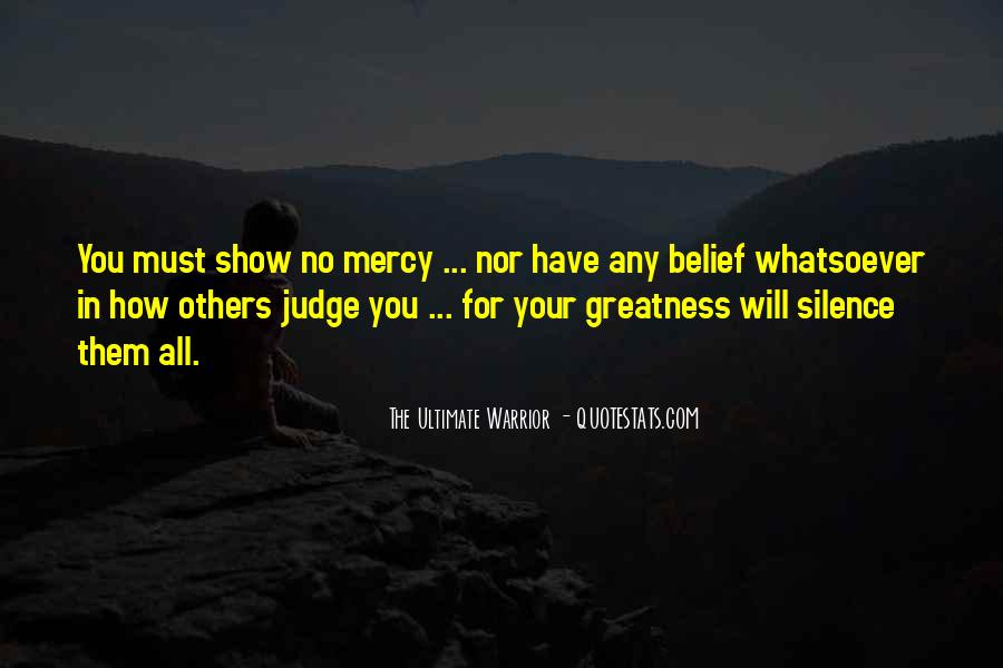 Quotes About Having Mercy #126