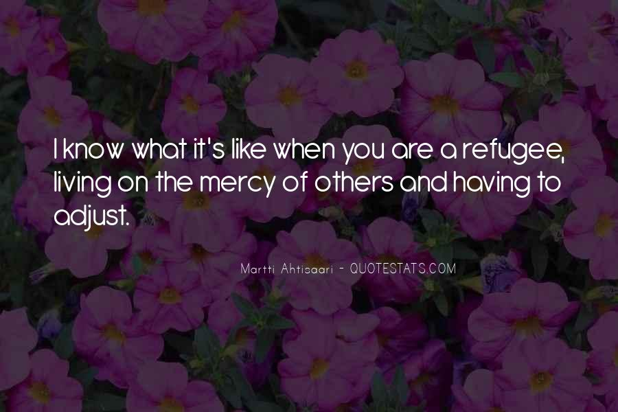 Quotes About Having Mercy #1377511
