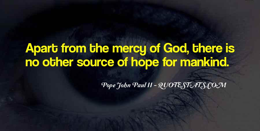 Quotes About Having Mercy #3288