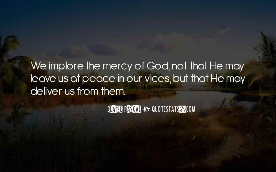 Quotes About Having Mercy #6459