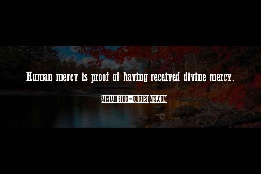 Quotes About Having Mercy #805791