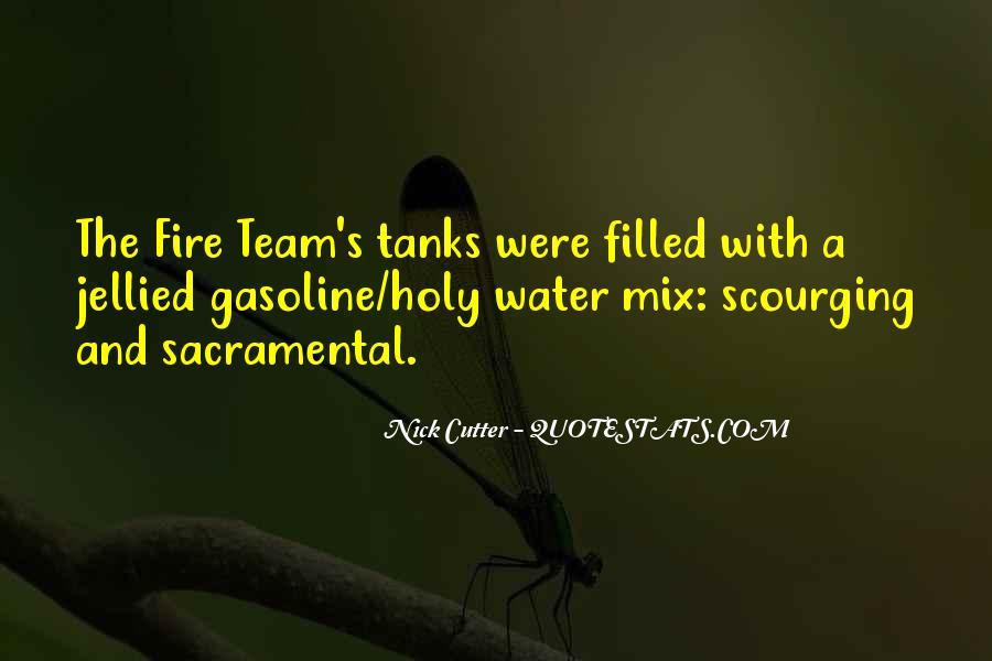 Fire Team Quotes #1355651