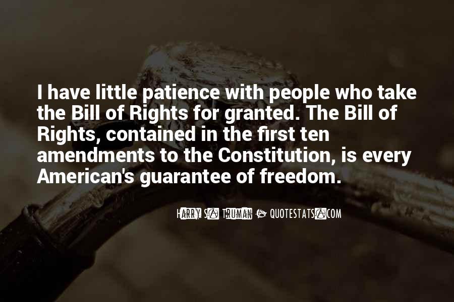 First Amendments Quotes #357299
